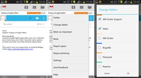 Gmail Reset Labels | how to remove label in gmail for android aw center