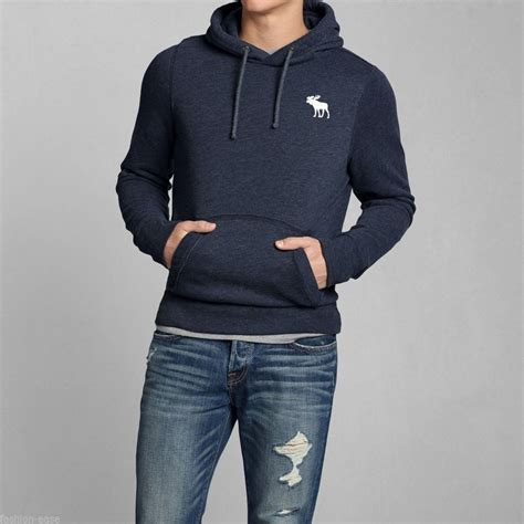 Abetcrombie Blue abercrombie fitch hoodies sale forumados fr
