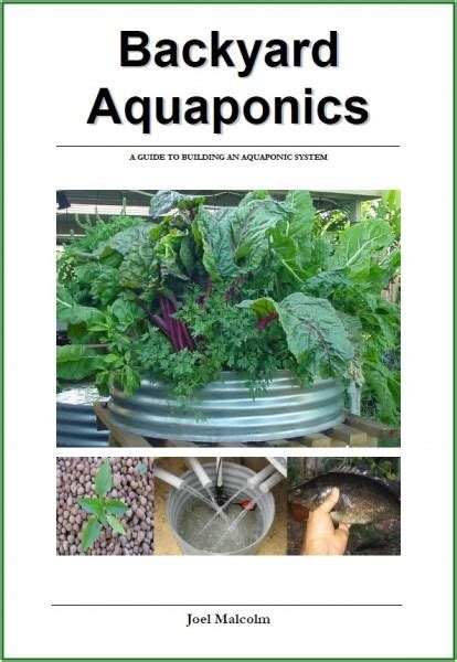 backyard aquaponics pdf backyard aquaponics manual electronic edition backyard