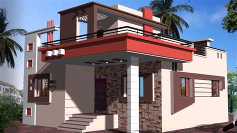 ground floor plan  elevation modern house modern house