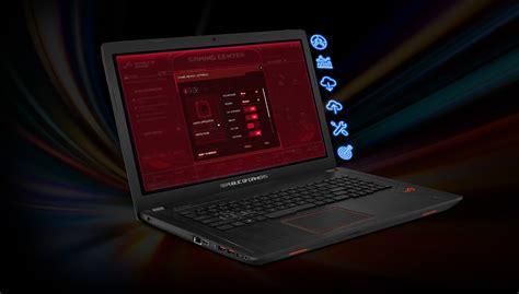 Asus Rog Laptop Hdmi Sound asus rog strix gl753vd ds71 17 3 quot hd gaming laptop w nvidia gtx 1050 4gb kabylake