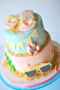 sommerliche kuchen 21 sizzling summer birthday cake ideas pretty my