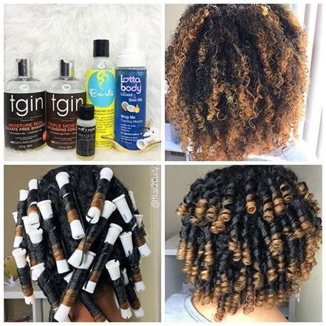 perm rods natural hair which size will create your as 25 melhores ideias de perm rod set no pinterest
