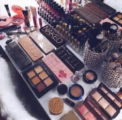 Desk Organization Pinterest Best 25 Makeup Collection Ideas On Pinterest Makeup