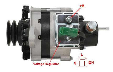 Ic Regulator M L300 Diesel 2 3 2h alternator questions identifying a 24v vs 12v