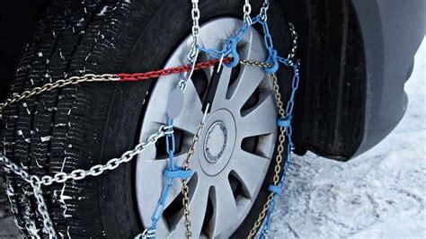 que cadenas coche comprar qu 233 cadenas para nieve comprar seg 250 n tus necesidades as