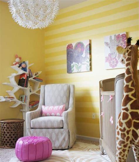 decoracion de dormitorios de bebes 7 habitaciones beb 233 en amarillo decoraci 243 n beb 233 s