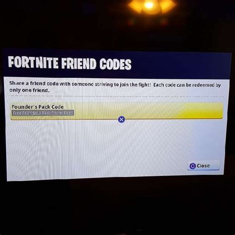 Ps4 Fortnite Standard Edition Friend Code   PS4 Games