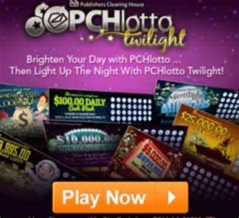 wwwpchlottocom sweepstakes pch lotto megaprize