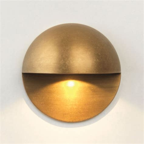 antique brass outside lights astro tivoli led coastal exterior antique brass wall light