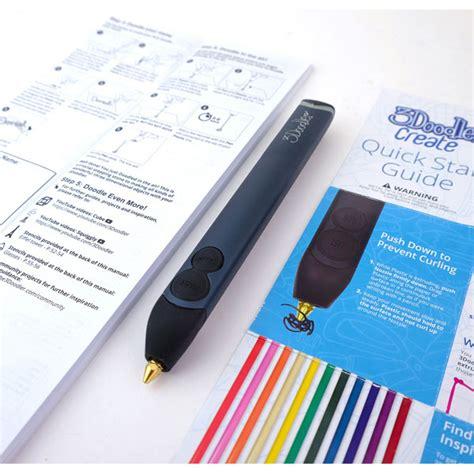 3doodler pen order 3doodler create 3d printing pen rapid