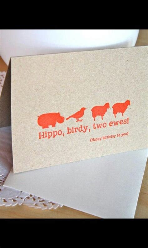 Birthday Puns For Cards Silly Animal Pun Birthday Cards Are Adorable Quirky