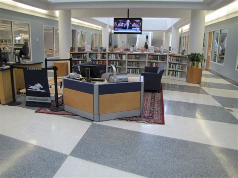 Library Reserve Desk by Renovations At The Circulation Reserve Desk Greenwood Library