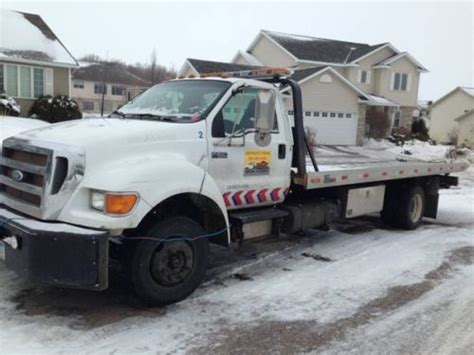 2004 ford f550 4x4 wrecker tow truck cars trucks by