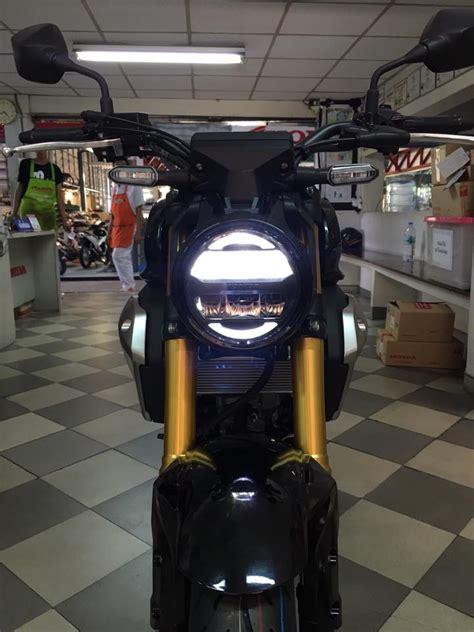 Lu Led Motor Honda honda cb150r exmotion ridertua