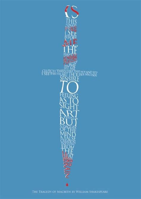 themes explored in macbeth shakespeare quote as a dagger english macbeth