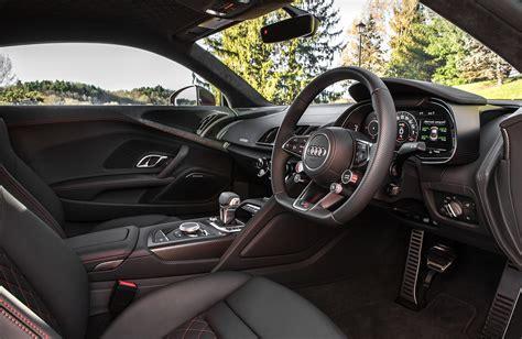 Audi R8 Innenraum by Concept Sport Car Design