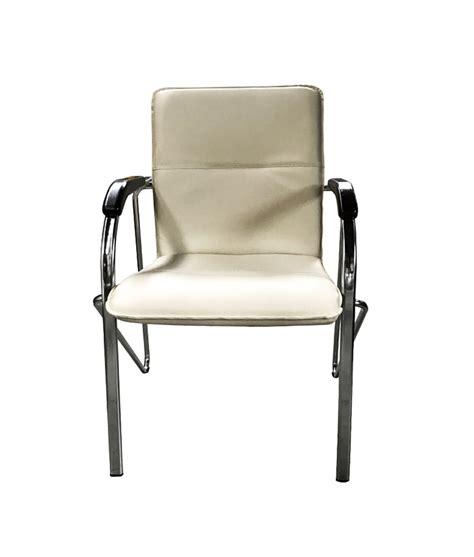 chaise cuir blanc chaise en cuir blanc maison design wiblia com