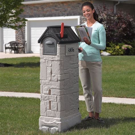 best mailbox best mailbox and post set reviews findthetoprated
