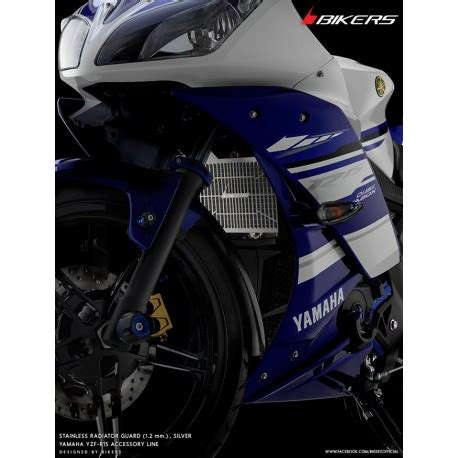 Projectone Radiator Guard R25 R3 stainless radiator guard bikers yamaha yzf r15 2014 2015 2016