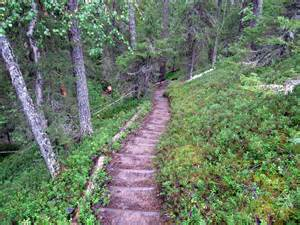 Hiking Trails File 80km Karhunkierros Hiking Trail Jpg Wikimedia Commons