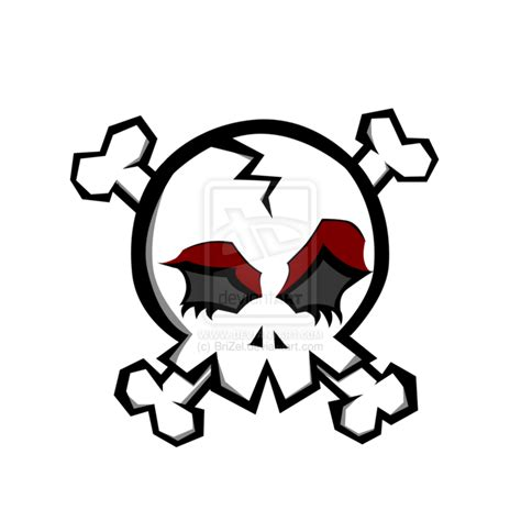 cool logo designs png skull logog clipart best