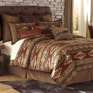 sonorah southwest comforter bedding by veratex