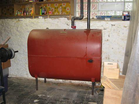 basement oil furnace tank flickr photo sharing