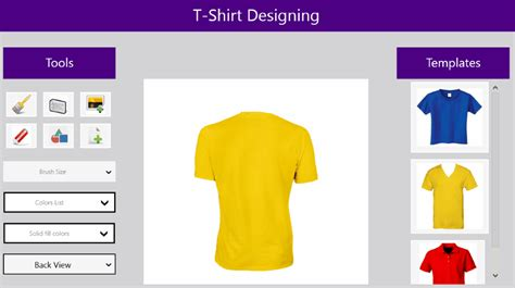 design a shirt online for free 6 best free t shirt design software for windows