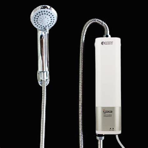 portable hot shower uk portable electric hot water heater shower system instant