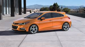 2017 cruze hatch revealed competing products blue oval forums