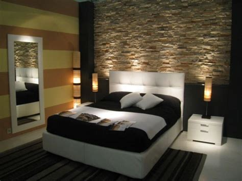 rock wall in bedroom bedroom with rock wall for the home pinterest