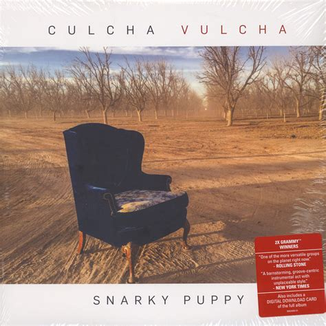 snarky puppy ground up snarky puppy culcha vulcha vinyl 2lp 2016 us original hhv de