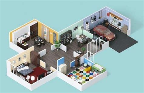 Main Floor Master House Plans by Planos De Casas De Una Planta