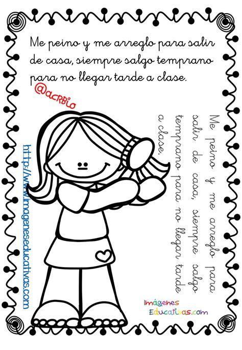 imagenes educativas para niños para colorear rutinas libro para colorear y aprender 5 orientaci 243 n