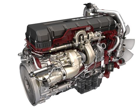 mack  improve fuel economy   engines adds predictive cruise  mdrive truck news