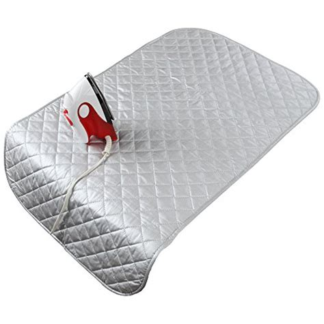 Quilted Ironing Mat by Home X Magnetic Ironing Mat Gray Quilted Washer Dryer