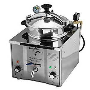pressure fryer for home mountainnet 16l stainless steel pressure