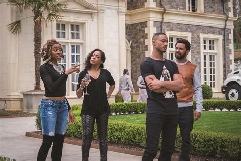 mike epps house preview of starz survivor s remorse season two with help from decatur s