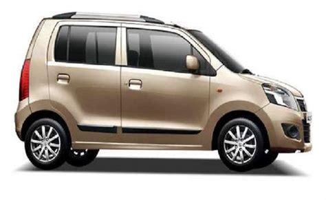 Maruti Suzuki Wagnor Price Maruti Suzuki Wagon R India Price Review Images
