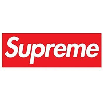 Dress Supreme Import supreme store box logo clothing sticker nyc store import it all