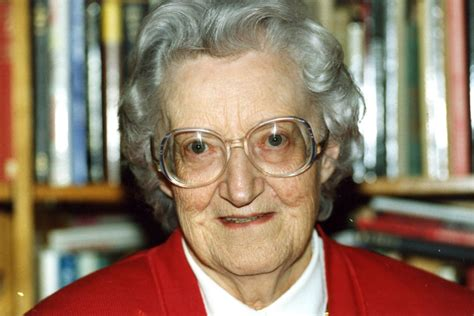 Dame Cicely Saunders Remembering Dame Cicely Saunders Founder Of Hospice