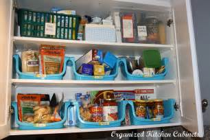 Organized Kitchen Ideas Simcoe Street Organizing Kitchen Cupboards Food Storage