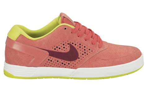 Nike Paul Rodriguez Bw nike paul rodriguez 6 premium sunburst atomic green