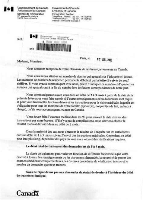 Lettre De Présentation Gouvernement Fédéral Faire Sa Demande Aupr 232 S Du Canada