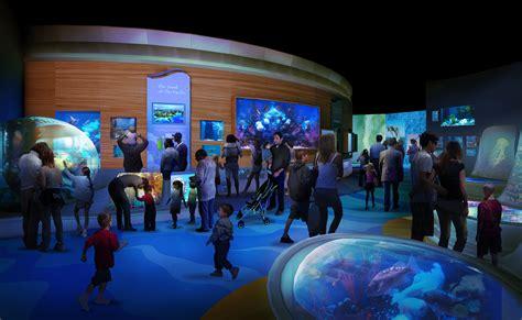 aquarium design centre aquarium of the pacific climate change messaging that