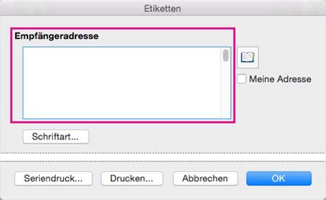 Etiketten Drucken In Word 2016 by Verwenden Avery Vorlagen In Word 2016 F 252 R Mac Word