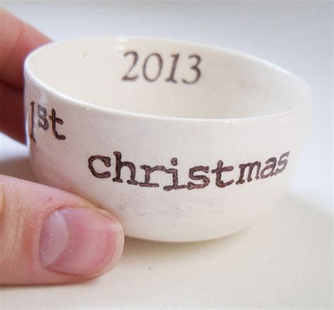 first married christmas custom gift idea for newly married