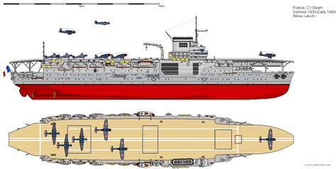 aircraft carrier bearn modernized page 2