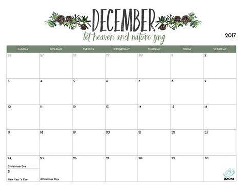 printable calendar december 2017 to december 2018 cute printable calendar december 2018 journalingsage com